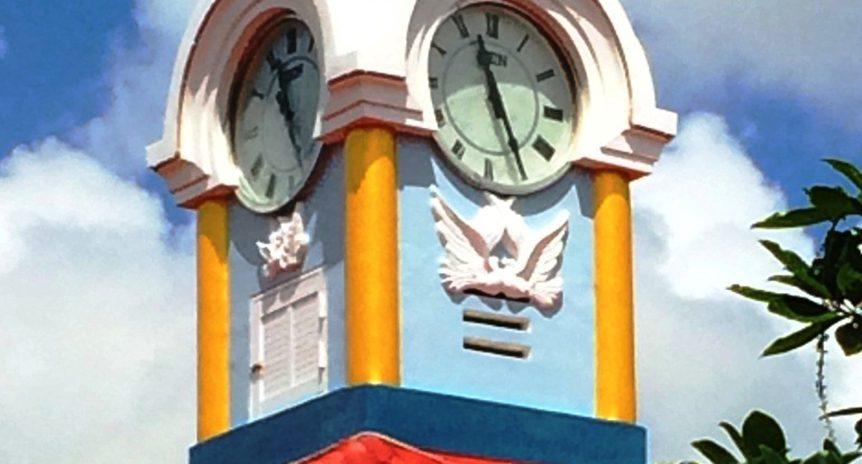 Đồng hồ chuông nhạc lắp cho một gia đình ở Tuy Hòa, Phú Yên